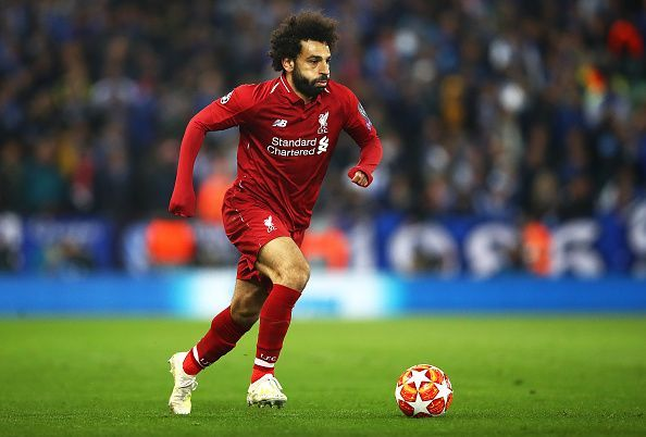 Salah would want to lead Liverpool
