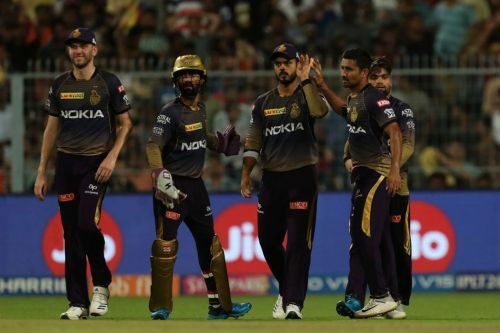 KKR do have a potent team who can make it to the playoffs. (Image Courtesy: IPLT20)