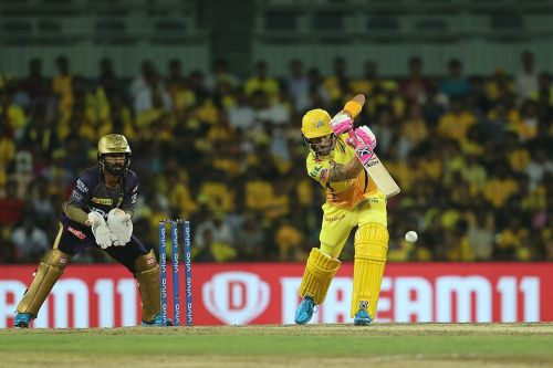 Faf du Plessis's calm and composed knock led CSK to victory