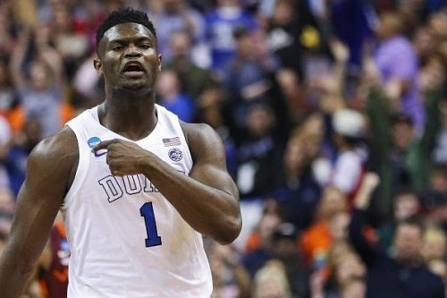 After his breakout season at Duke, Zion Williamson has finally declared for the upcoming NBA draft