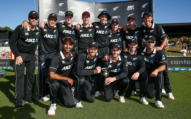 Image result for new zealand world cup squad 2019