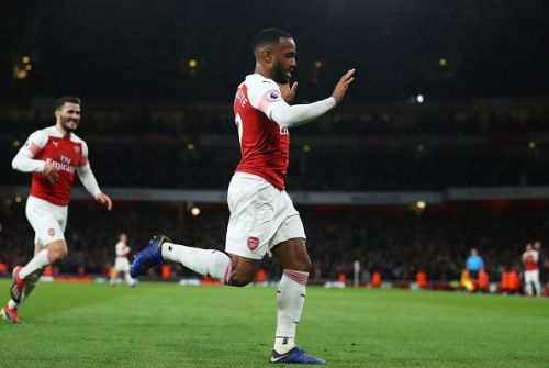 Arsenal's Lacazette in fine goal-scoring form heading into a blank Gameweek.