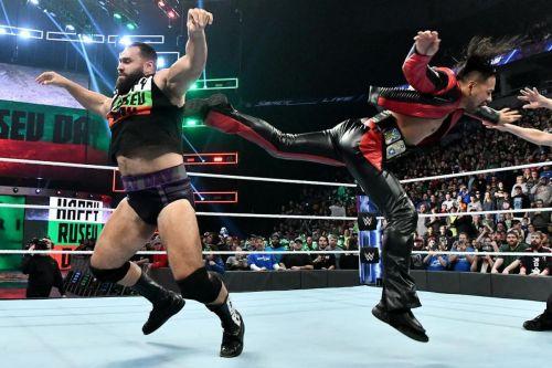 Why WWE, Why?