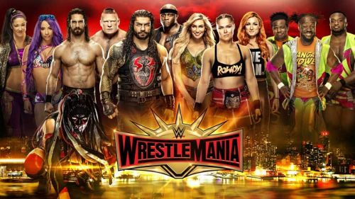 What does the 35th edition of WrestleMania have in store for us?