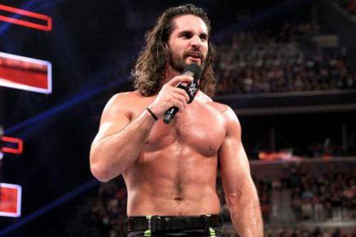 Seth Rollins versus AJ Styles. Who wins?