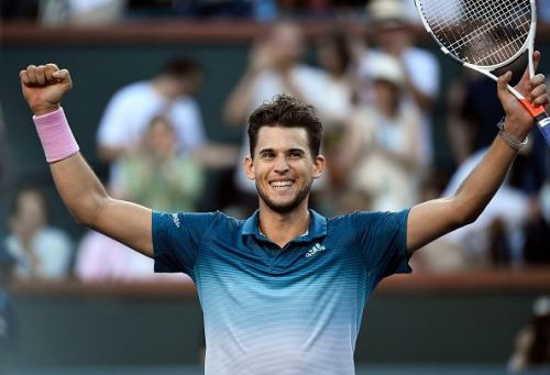 If he can play himself into form early on, Dominic Thiem will be a strong contender