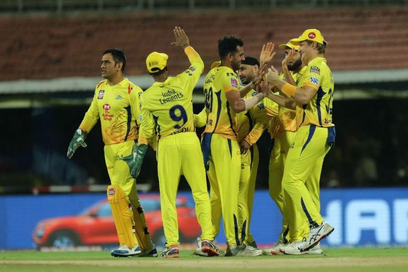 Chennai Super Kings (Source - iplt20/BCCI)