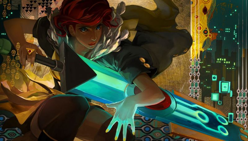 Transistor Is Available For Free On Epic Game Store