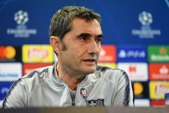 Ernesto Valverde could lose one of his top players in the summer