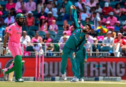 Shadab Khan has been ruled out of the upcoming England series