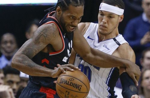 Raptors suffered a shock loss in the first game