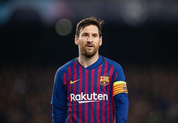 1b94f5dd4 FC Barcelona v Manchester United - UEFA Champions League Quarter Final   Second Leg