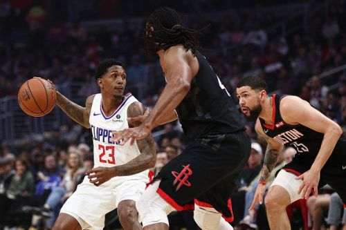 Houston Rockets v Los Angeles Clippers will be a superb playoff series