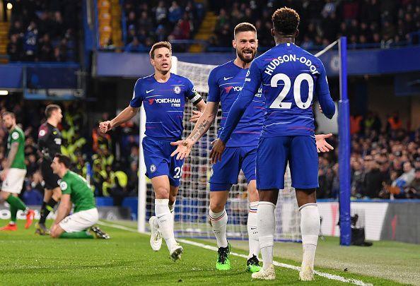 Callum Hudson-Odoi needs to start regularly for Chelsea