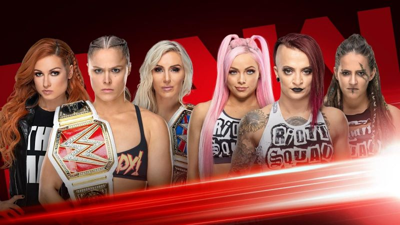 With just six days left for WrestleMania 35, tonight