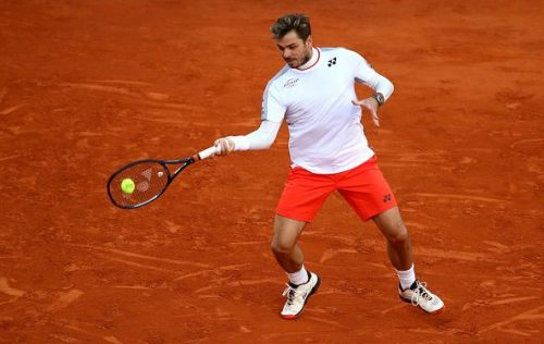 Swiss star Stanislas Wawrinka has played himself back into form and will be the one to watch out for in the bottom half of the draw.