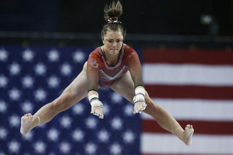 52f2e92cf64c0 4-time champ Nichols is more than Athlete A in Nassar case