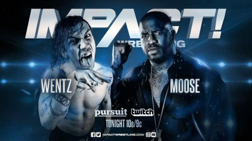 Moose continued to punish the Rascalz