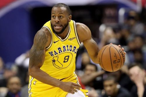 Andre Iguodala is expected to return ahead of the playoffs