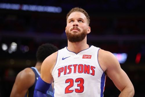 Blake Griffin will be tasked with leading the Pistons against the East's best team