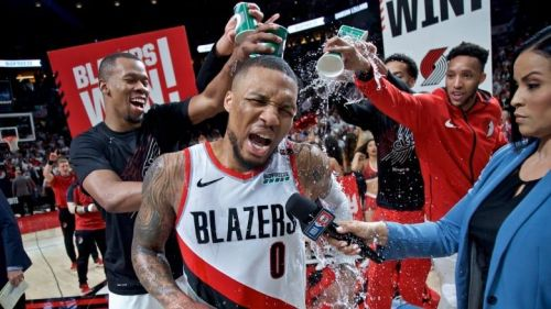 Portland have been swept in the first round of the playoffs for the past two years
