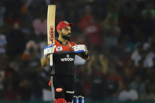Virat Kohli is one of the handful of players to have completed 10 years in IPL with a single team.