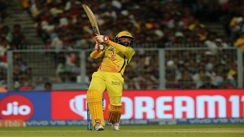 Ravindra Jadeja scored just 10 runs from 20 balls