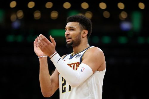 Jamal Murray will be expecting to shoot more efficiently on Game Two and beyond