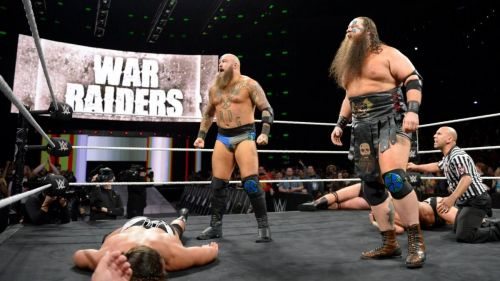 While the word 'War' likely wouldn't fly in 2019 WWE, there were other names they could have went with for the former War Raiders