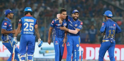 Mumbai Indians are on a roll (Source: IPLT20/BCCI)