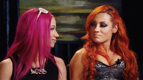Could WWE be building Banks up to be the next Becky Lynch?