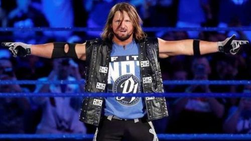 AJ Styles still has time to add to his championship achievements