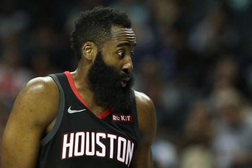 James Harden and the Houston Rockets will tonight take on the Sacramento Kings