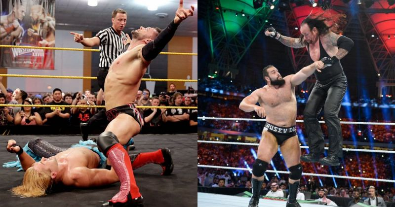 Who will lose their WWE jobs after