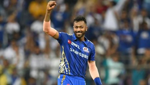 All Rounder Hardik Pandya