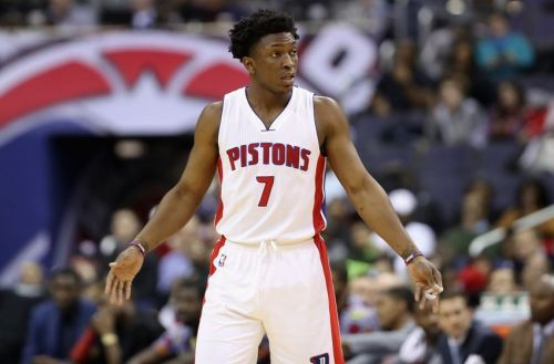 Stanley Johnson was traded to the Pelicans in February