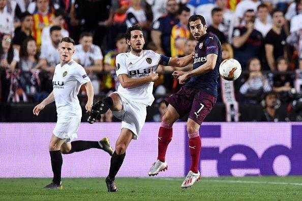 Henrikh Mkhitaryan will miss the game due to non-footballing reasons
