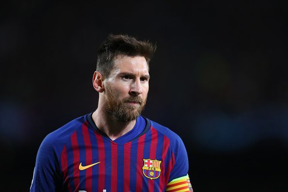 Messi has asked the Barcelona top brass to not be complacent