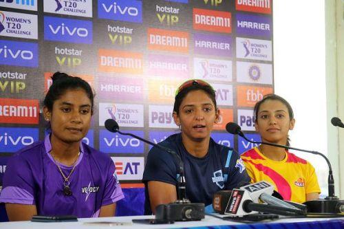 Women's T20 Challenge 2019 (Image courtesy: IPLT20/BCCI)