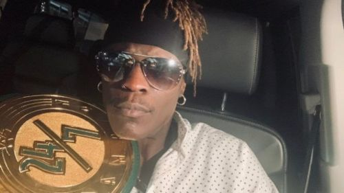 R Truth is the current WWE 24/7 Champion - or European Champion to him