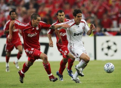 Kaka was the best player in the world during the 2006/07 season