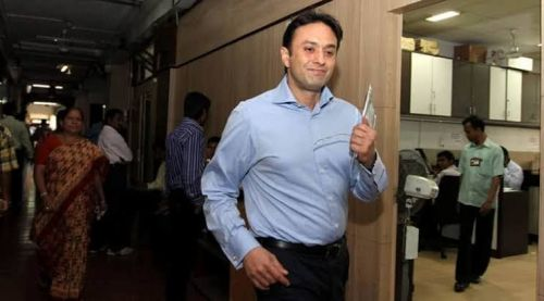 KXIP Co-Owner 'Ness Wadiya'.