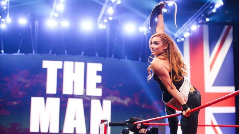 Becky Lynch vs Alexa Bliss would be an exciting rivalry
