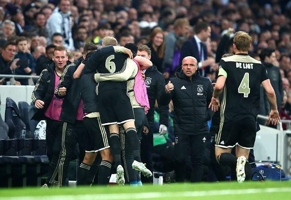 Can the Ajax fairy tale continue?