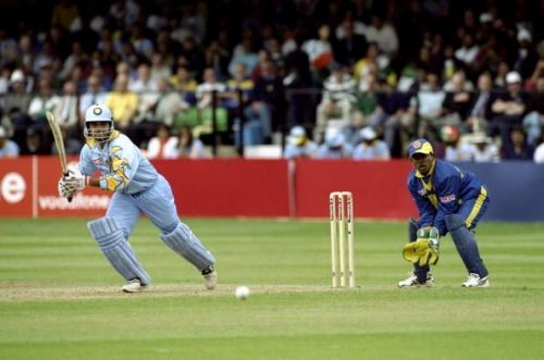 Sourav Ganguly scored 183 on that day