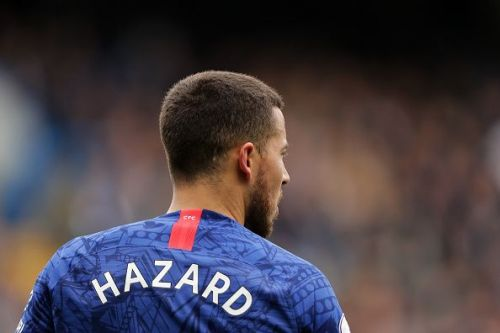 A lot will again rest on Eden Hazard