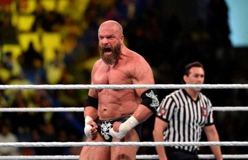 The Game will return to the ring in Saudi Arabia