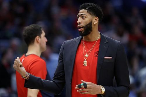 Anthony Davis is expected to leave the New Orleans Pelicans