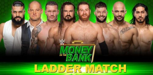 The match was given a jolt when Sami Zayn defeated Braun Strowman for Strowman's spot in the MITB match