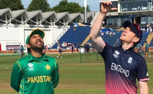 Both Pakistan and England eye positive beginning to their campaign.